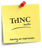 TrINC Media logo